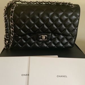 💯 AUTHENTIC Chanel Jumbo